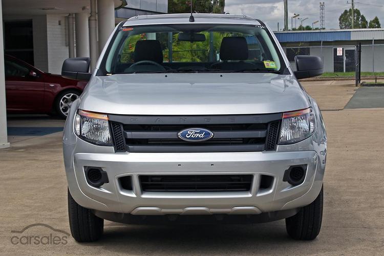 2014 Ford Ranger PX XL 4x2