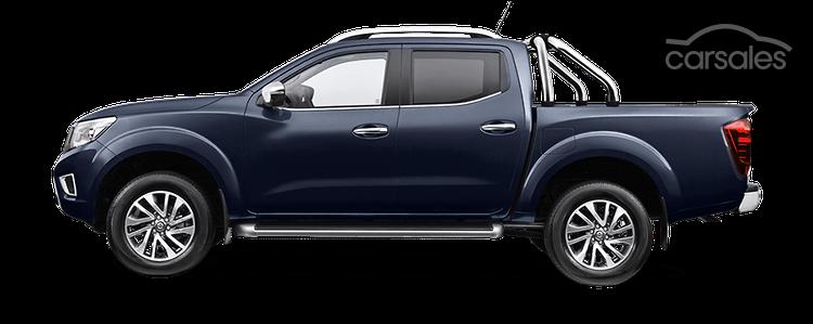 2017 Nissan Navara ST-X D23 Series 2 Manual 4x4 Dual Cab