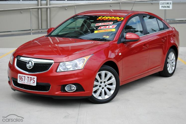 Used Cars New Cars Search New Amp Used Cars For Sale 2012 Holden Cruze Jh Series Ii Cdx My12