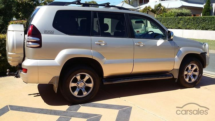 New Used Toyota Landcruiser Cars For Sale In Queensland