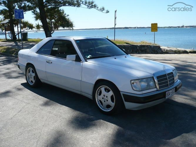 1990 mercedes benz 300ce 24 w124 for Mercedes benz used car locator