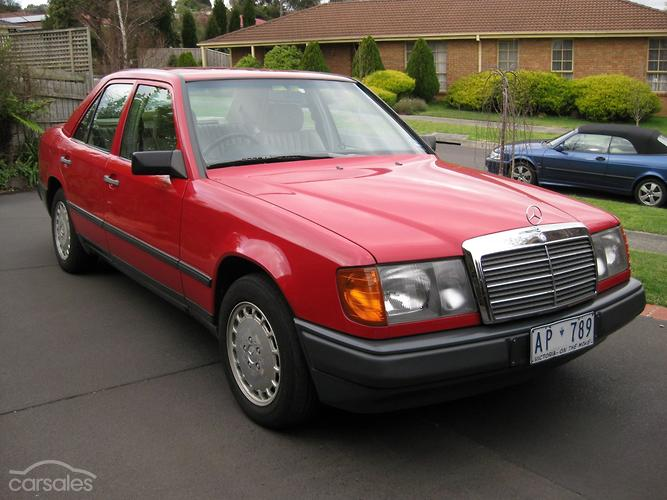 New used mercedes benz 230e cars find mercedes benz for Mercedes benz w124 for sale