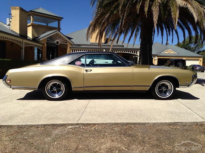 1969 Buick Riviera GS