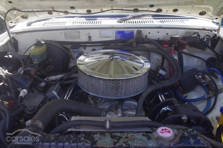 1989 Toyota Hilux LN106R SR5