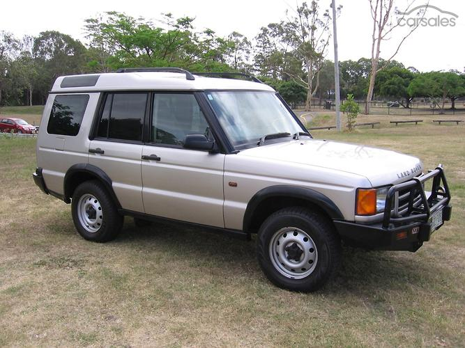 1999 land rover discovery ii td5