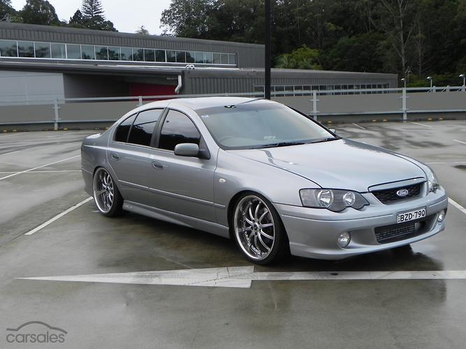 ford xr6 manual for sale
