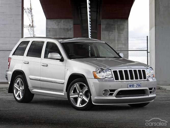 2010 Jeep Grand Cherokee SRT8 SUV