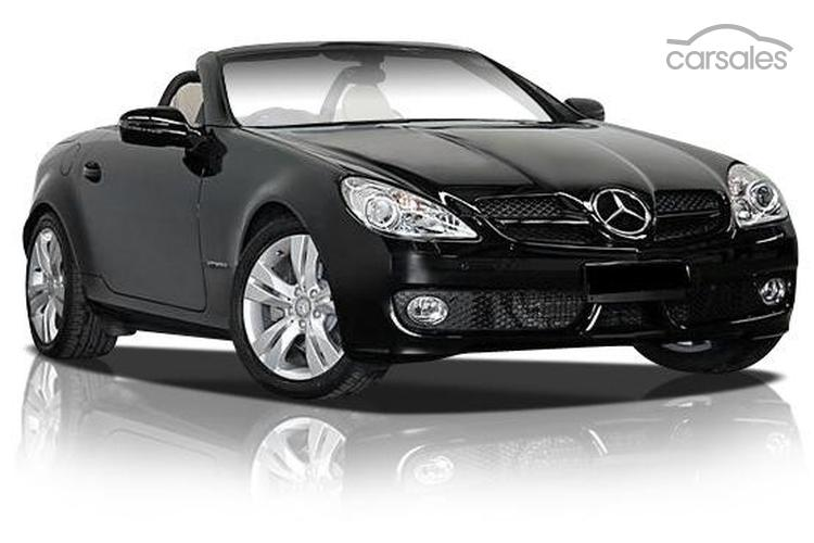 2009 Mercedes-Benz Roadster