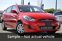 2013 HYUNDAI ACCENT RB ACTIVE