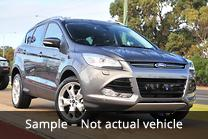 2013 Ford Kuga TF Titanium Sports Automatic AWD