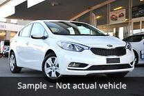 2013 Kia Cerato YD S Sports Automatic