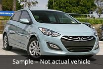 2013 Hyundai i30 GD2 Active MY14