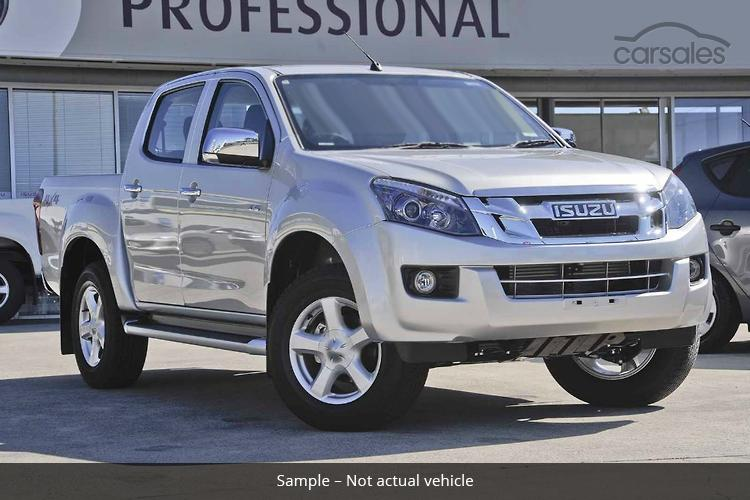 2013 Isuzu D Max 4x4 Ls At Brand New All In Promo Brand New For Design ...