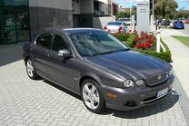 2008 JAGUAR X-TYPE X400 MY08 LE