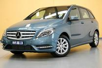 2012 MERCEDES B180 W246 BLUEEFFICIENCY DCT