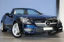 2012 MERCEDES SLK350 R172 BLUEEFFICIENCY