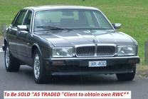 1992 JAGUAR XJ6 XJ40 SOVEREIGN