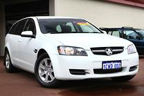 2008 HOLDEN COMMODORE VE MY09 OMEGA SPORTWAGON
