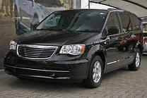 2012 Chrysler Grand Voyager LX 5th Gen