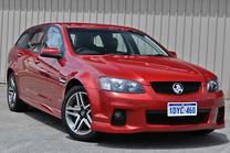 2011 HOLDEN COMMODORE VE Series II SV6 SPORTWAGON