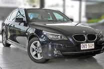 2008 BMW 520d E60 MY08 STEPTRONIC