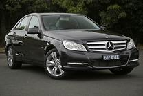 2012 MERCEDES C200 W204 MY12 BLUEEFFICIENCY 7G-TRONIC +