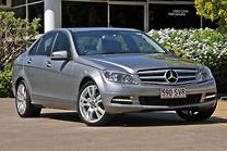 2010 MERCEDES C250 CGI W204 MY10 AVANTGARDE