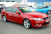 2010 FORD FALCON FG XR6