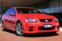2011 HOLDEN COMMODORE VE Series II SV6