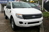 2012 FORD RANGER PX XL DOUBLE CAB 4X2 HIGH RIDER