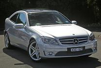2010 MERCEDES CLC200 KOMPRESSOR CL203 EVOLUTION EXCLUSIVE
