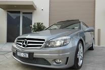 2011 MERCEDES CLC200 KOMPRESSOR CL203 EVOLUTION EXCLUSIVE