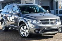 2012 DODGE JOURNEY JC MY12 SXT