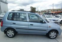 2001 MAZDA 121 DW Series 2 MY01 SHADES METRO