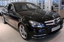 2012 MERCEDES C250 CDI C204 BLUEEFFICIENCY 7G-TRONIC
