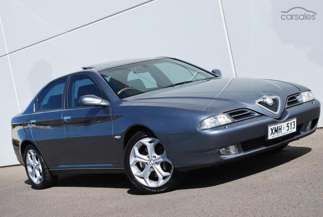Alfa Romeo 166 for sale