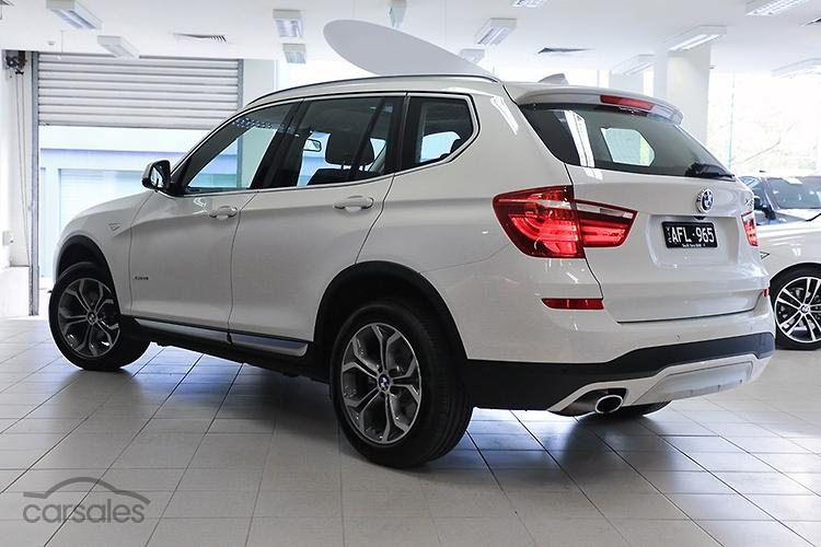 2015 BMW X3 xDrive20i F25 LCI Auto 4x4  Bayford Group
