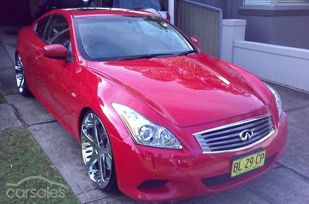 2009 NISSAN SKYLINE 370GT CKV36 Coupe Private Cars For Sale in NSW ...