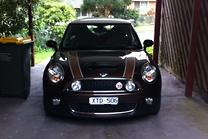 2010 MINI COOPER R56 MY10 S MAYFAIR