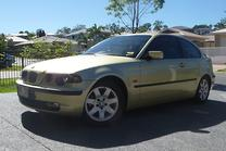 2003 BMW 318ti E46/5 STEPTRONIC