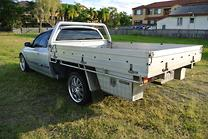2002 FORD FALCON UTE AU III TRADESMAN SUPER CAB XL