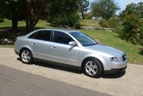 2005 AUDI A4 B6 MY04.5 MULTITRONIC