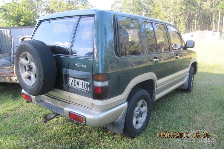 1996 Holden Jackaroo Ubs ii