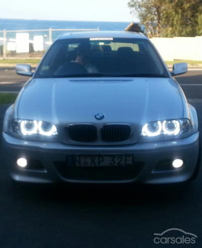 ... New & Used Cars For Sale - 2000 BMW 325Ci E46 MY2001 - carsales.com.au