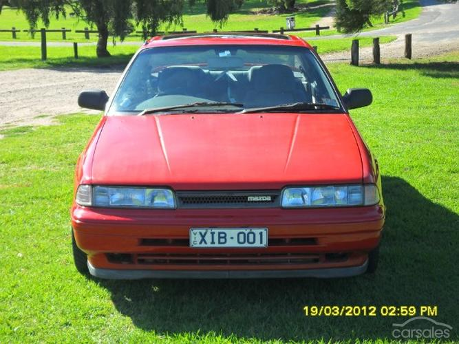 ... & Used Cars For Sale - 1987 Mazda MX-6 GD Series 1 - carsales.com.au