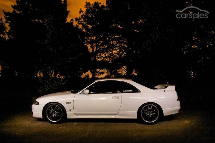 1995 Nissan Skyline R33 Gts-t 1995 Nissan Skyline Gts-t R33