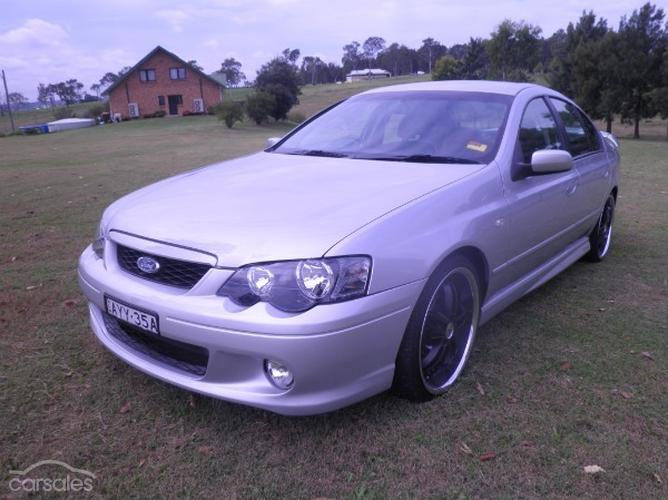 ... Cars For Sale - 2005 Ford Falcon XR6 Turbo BA Mk II - carsales.com.au