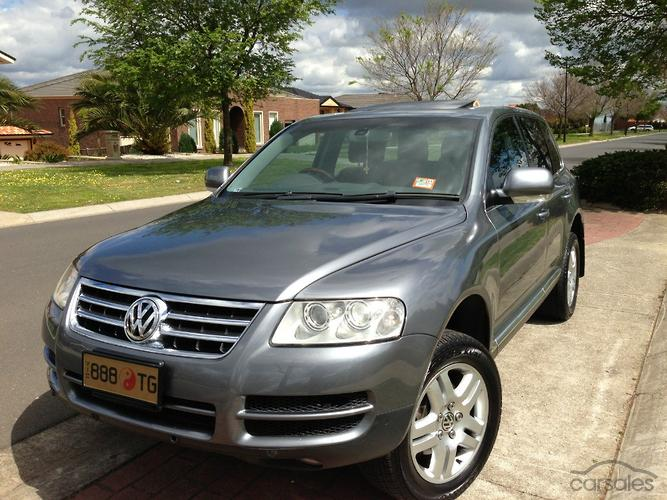 ... Used Cars For Sale - 2003 Volkswagen Touareg 7L V8 - carsales.com.au