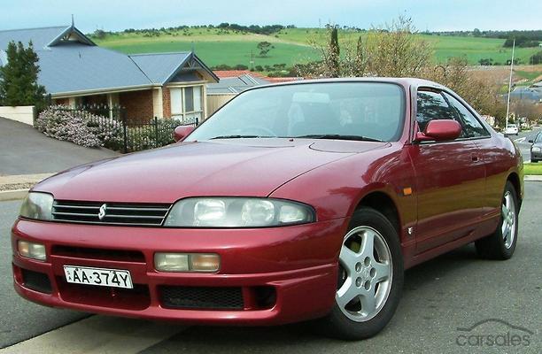 1995 Nissan Skyline R33 Gts-t 1995 Nissan Skyline R33 Gts-t