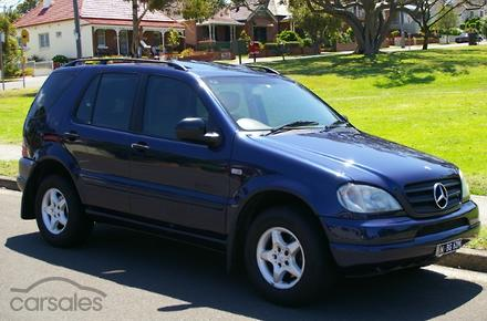 1999 mercedes benz ml320 luxury auto 4x4 for 1999 ml320 mercedes benz
